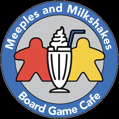 Meeples and Milkshakes Board Game Cafe