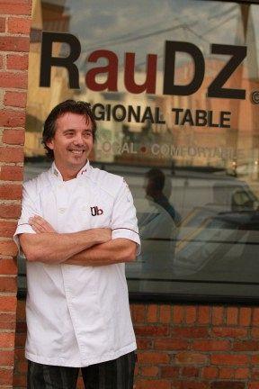 Rod Butters at RauDZ Regional Table