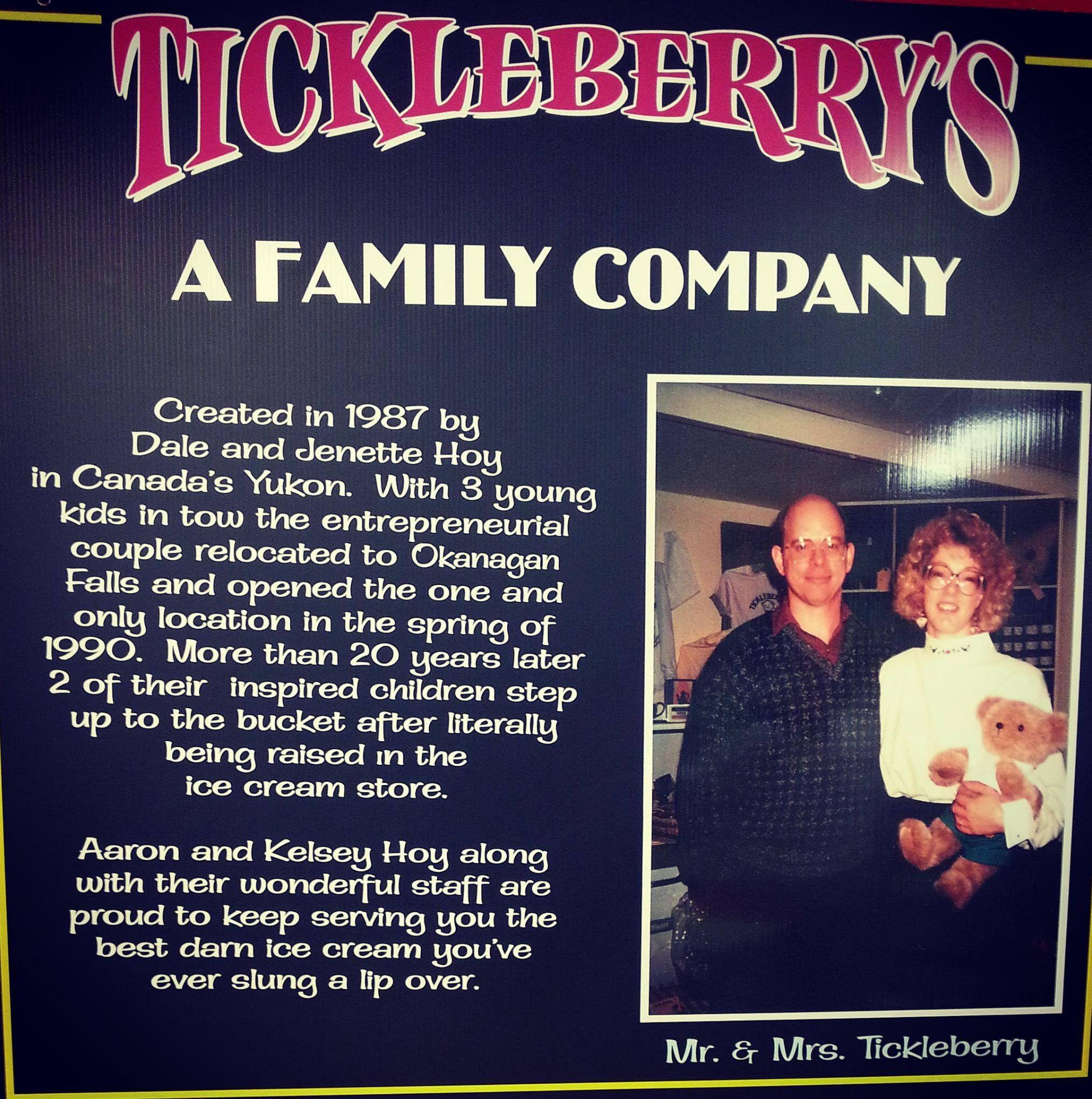 Tickleberry's
