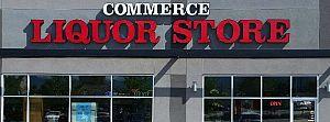 Commerce Liquor Store