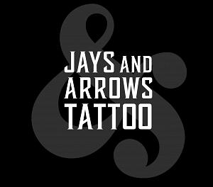 Jays and Arrows Tattoo