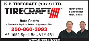 KP Tirecraft & Auto Center