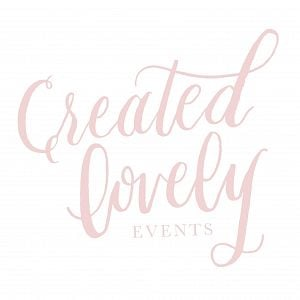 Created Lovely Events