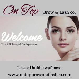 Tiffani Ainsworth - On Top Brow & Lash co.
