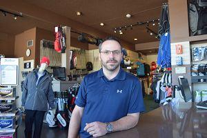 Jamie Stevens - Kelowna Golf & Country Club