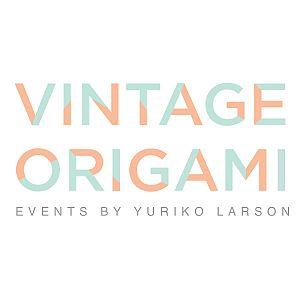 Vintage Origami - Events by Yuriko Larson