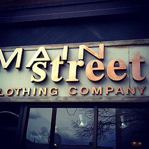 MainStreet Clothing Company