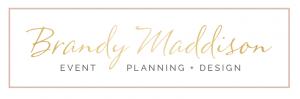 Brandy Maddison Event Planning & Design