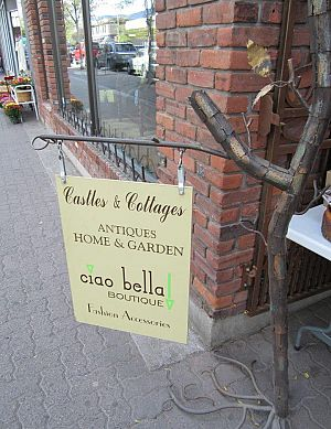Castles and Cottages & Ciao Bella Boutique