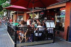 Bellevue Cafe & Gallery