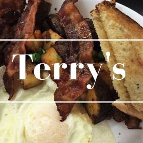 Terry's Comfort Food With Attitude