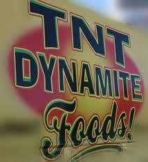 TNT DYNAMITE Gourmet Food Truck