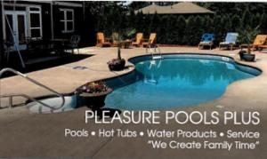 Pleasure Pools Plus