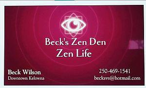 Beck Wilson - Beck's Zen Den