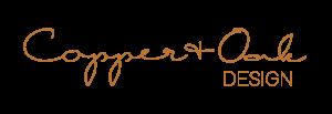 Copper + Oak Design