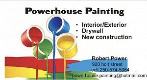 Powerhouse Painting