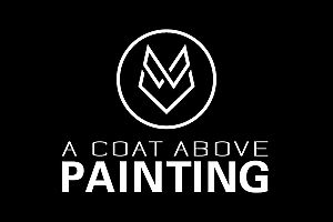 A Coat Above Painting
