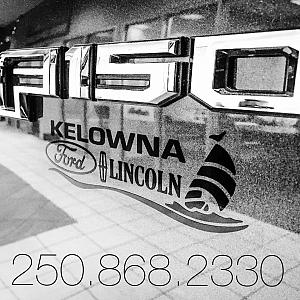 Kelowna Ford Lincoln Sales Ltd