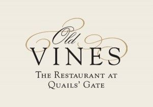 Old Vines Restaurant at Quails Gate