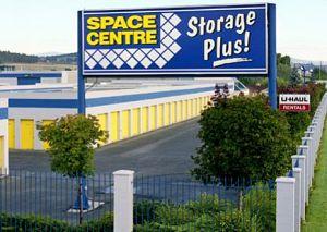 Space Centre Storage