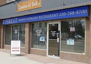 Everest Indian & Nepalese Restaurant