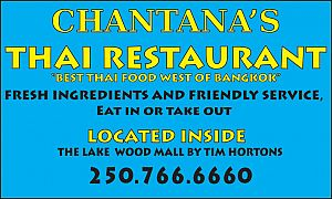 Chantana's Thai Food
