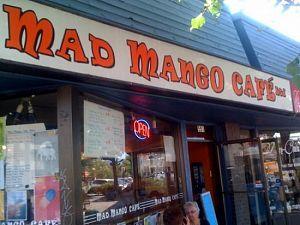 Mad Mango Cafe