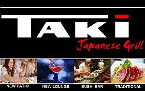 Taki Japanese Grill