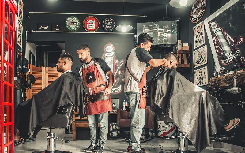 The Best Hairstylist for Men in Kamloops