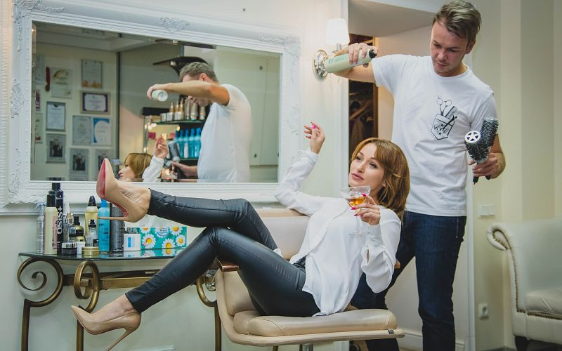The Best Hairstylist for Women in Penticton