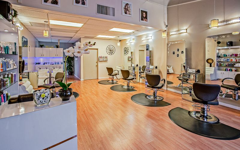 The Best Salon in Kamloops