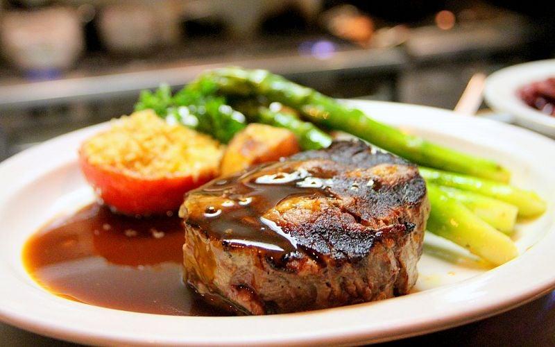 The Best Steak in Kamloops