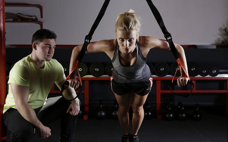 The Best Fitness Trainer in Penticton